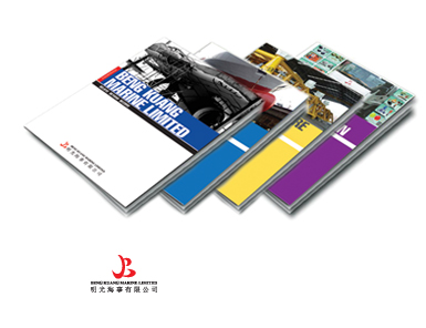 BKM | corporate brochure