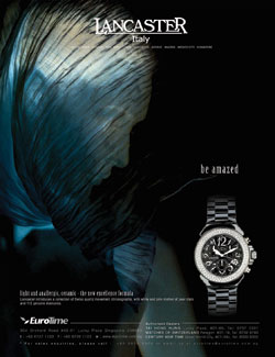 EUROTIME Watch | Graphic Design