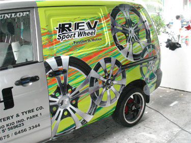 HT Group | Van Design
